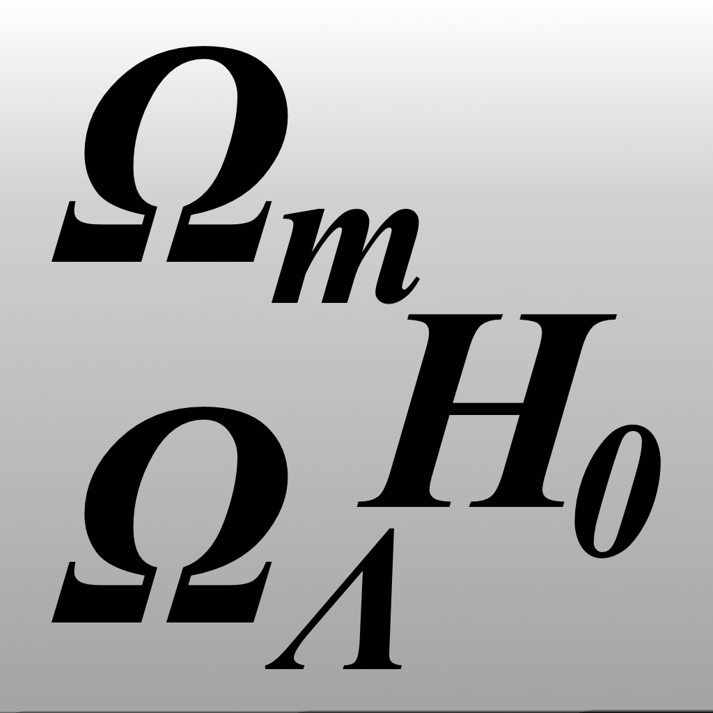 CosmoCalc Icon